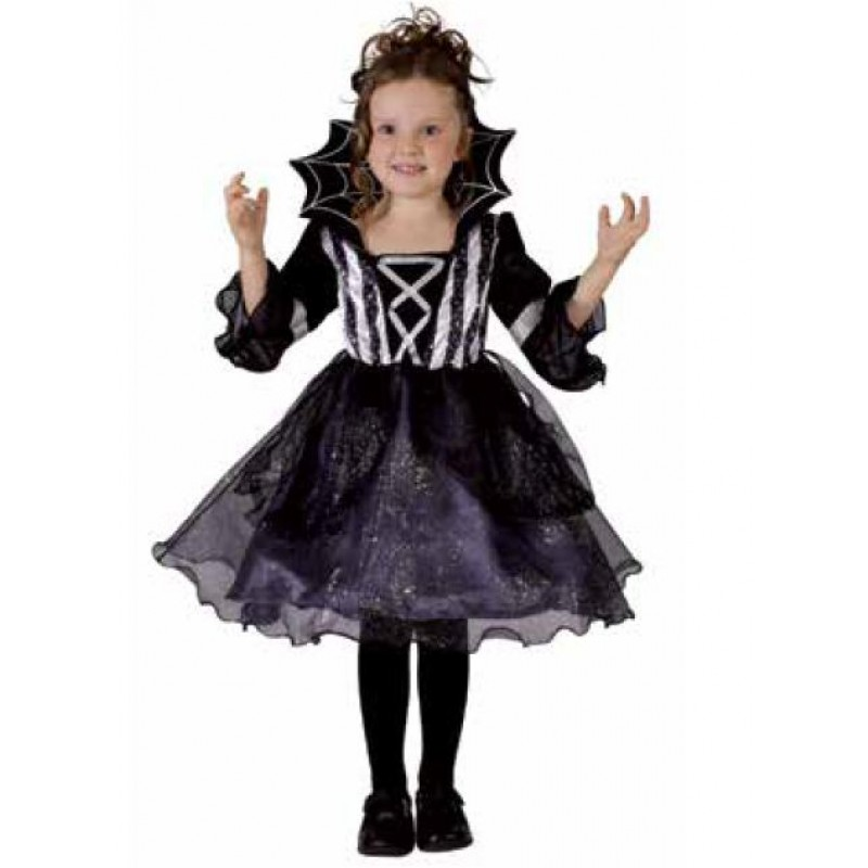 More Views  sc 1 st  Annie Boyd & Halloween costume Toddler/infant Black Spider Girl - Halloween ...