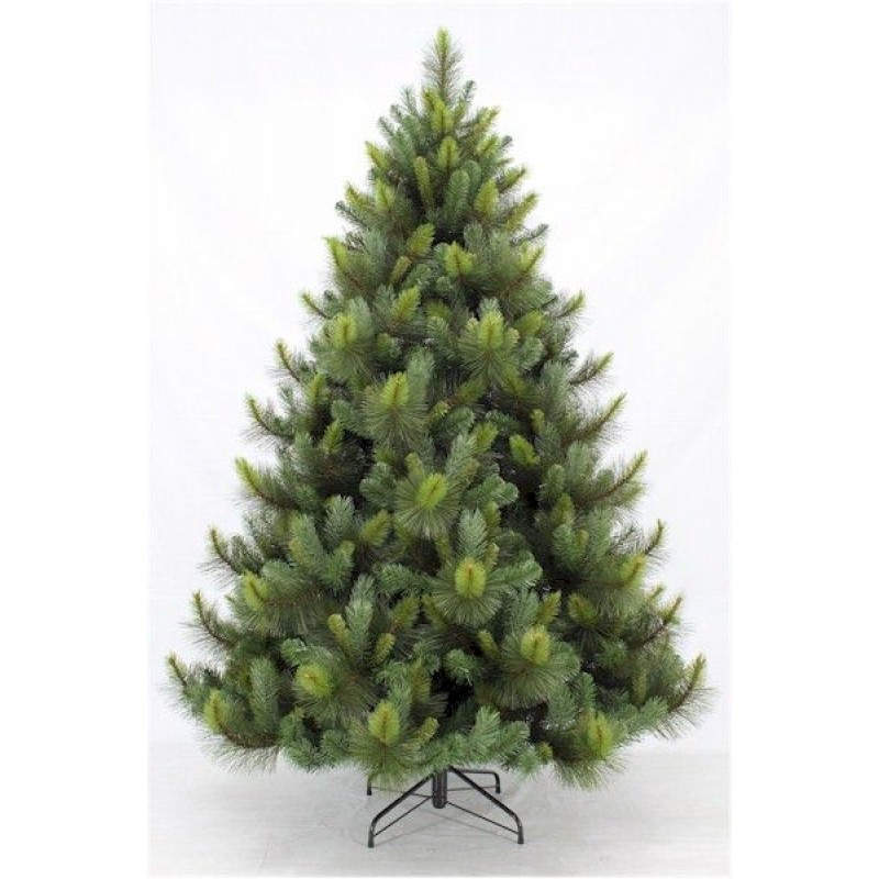 More Views - Artificial Christmas Tree Ponderosa Pine