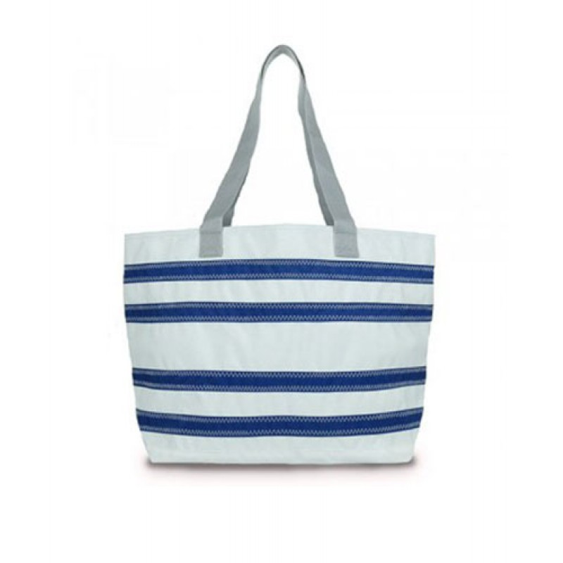 Sailor Bag Nautical Stripes beach tote - Sailor Bags