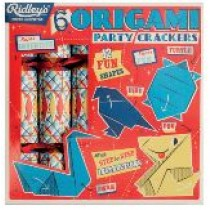 Ridley's Origami Crackers