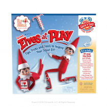 Elf on the shelf at play kit