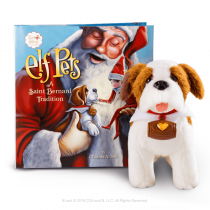 Elf Pet- A Saint Bernard NOW IN STORE!