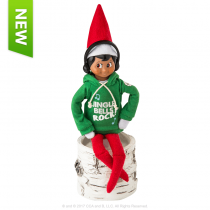 Elf on the self - Jingle Jam Hoodie NOW IN STORE!!!
