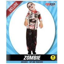 Funkiwi halloween costume - Zombie child