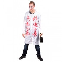 Halloween costume Bloody Doctor Jacket Adult