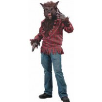 Halloween Costume Werewolf 2 pce outfit