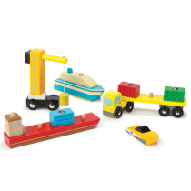 Le Toy Van Dock Set