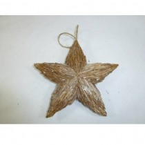 Natural Twig Hanging star