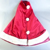 Tree Skirt red and white