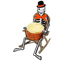 Meri Meri Halloween Trick or Treat Cupcake holders