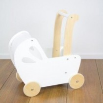Moover Line Dolls Pram  (assorted colours)