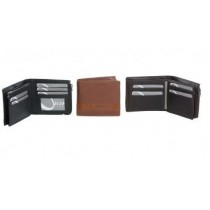 Oran leather wallet Quito
