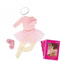 Our Generation Sydney Lees Ballet Read and Play Set