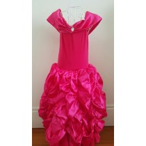 Princess Dress Hot Pink