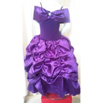 Princess Dress Purple