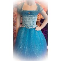 Disney frozen -Elsa inspired princess dress