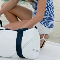 Sailor Bag -NEWPORT MEDIUM  Round Duffle