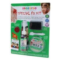 Snazaroo Special Effects Kit