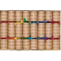 CHRISTMAS CRACKERS - Xylophone Crackers 8pk (NOW IN STOCK FOR  2020)